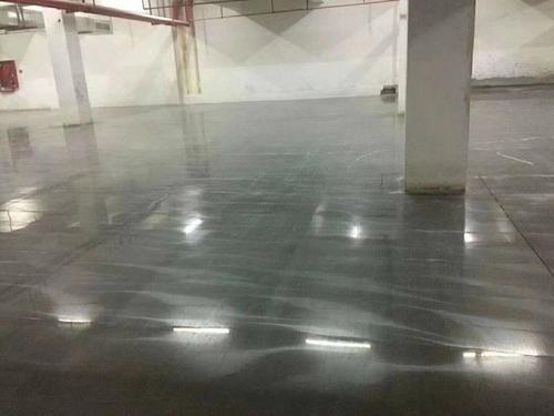 金刚砂耐磨地板